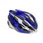 Casque vélo Spiuk daggon blanc bleu