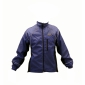 Veste imperméable coupe vent CDC Racing bleu