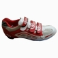 Chaussures ESTAR rouge-blanche 46