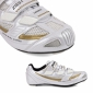 Chaussures route Spiuk ZS31 carbone blanc-gold