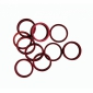 Bagues de rehausse SPORTRAKER aluminium 1P1/8 rouge