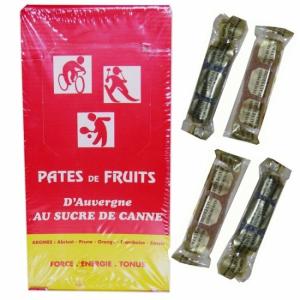 Boite de 50 pates de fruits Vichy Moinet