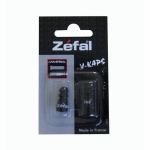Bouchon de valve ZEFAL V-Kaps noir