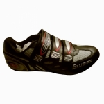 Chaussures EXUSTAR grise noir