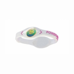Power balance translucide rose S