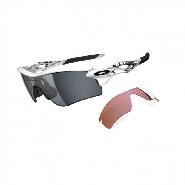 lunette de velo oakley radar gallo. Black Bedroom Furniture Sets. Home Design Ideas