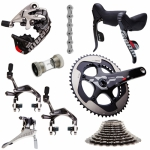 Groupe Sram Red new compact 10 vitesses