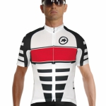 Maillot Assos Manches courtes SS.Corporate S7 Rouge