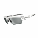 Lunettes Oakley Fast Jacket XL Polished White OO9156-10 - Plus d