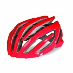 Casque Endura Airshell Gloss Red - Plus d