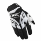 Gants Freeride Kenny Performance Adulte Noir/Blanc