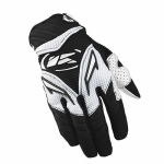 Gants Freeride Kenny Performance Adulte Noir/Blanc - Plus d