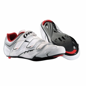 Chaussures Northwave Sonic 3S Blanc Argent