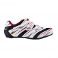Chaussures Northwave Vertigo white black red