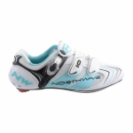 Chaussures Northwave Evolution SBS white light blue