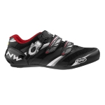 Chaussures Northwave Vertigo Pro SBS black white red