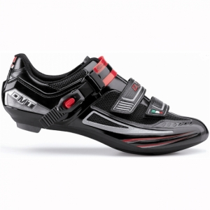 Chaussures DMT Impact BLACK/SILVER