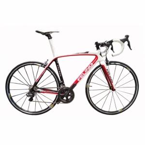 Vélo FELINO TIGRE Shimano 6800 DI2 FULL CARBONE roues ELITE