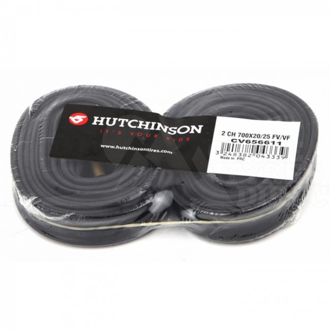 Chambre air hutchinson 700 20 25 32mm lot de 2 cv656611 for Chambre a air 5 20 13