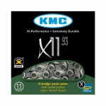 Chaine X11.93 KMC 114 maillons - Plus d