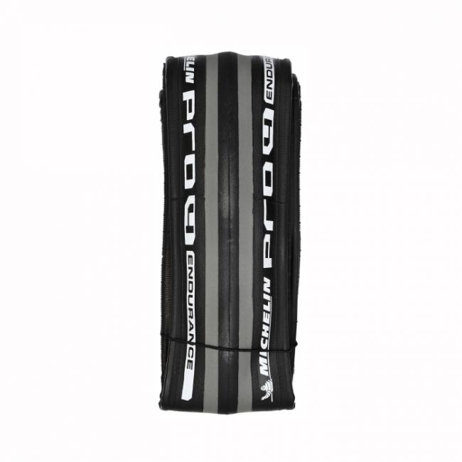 pneu michelin pro 4 endurance 700 25 noir gris pneus. Black Bedroom Furniture Sets. Home Design Ideas