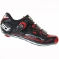 Chaussures SIDI GENIUS 7 noir rouge