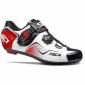 Chaussures SIDI KAOS blanc noir rouge