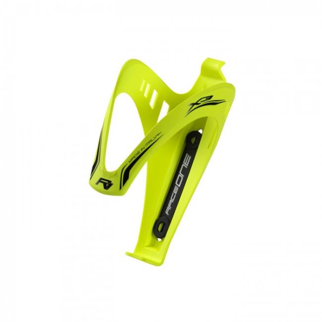 porte bidon race one x3 jaune fluo rubberized soldes. Black Bedroom Furniture Sets. Home Design Ideas