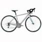 Vélo Cube Axial WLS Comp Blanc Bleu