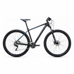 "VTT CUBE ATTENTION 27.5 noir bleu 16"" - Plus d"