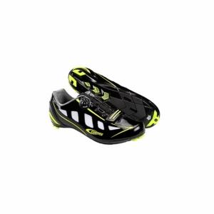 Chaussures GES Speed noire jaune