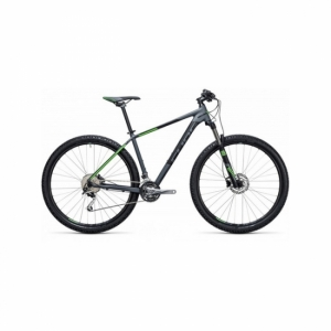 VTT CUBE Analog 27.5 darkgrey green