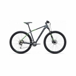 VTT CUBE Analog 27.5 darkgrey green - Plus d