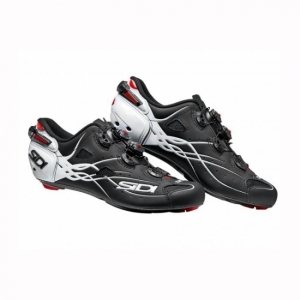 Chaussures SIDI SHOT noir blanc