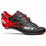 Chaussures SIDI SHOT noir rouge