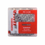 Chaine Sram PC 1130 Hollopin 114 Maillons 11 Vitesses - Plus d