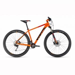 "VTT CUBE ACID 27.5 orange black 18"""