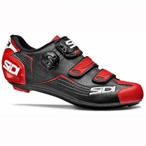 Chaussures SIDI Alba noir rouge