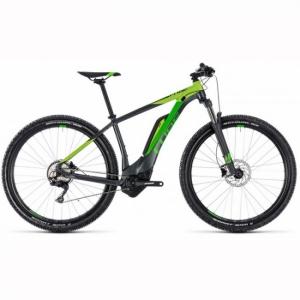 VTT REACTION HYBRID PRO 400 Iridium green