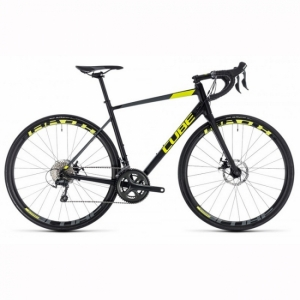 Vélo CUBE Attain Race disc