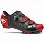 Chaussures SIDI Trace noir rouge