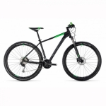 VTT CUBE AIM SL 29 black´n´flashgreen - Plus d