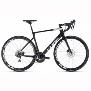 Vélo CUBE Agree C:62 disc carbon white