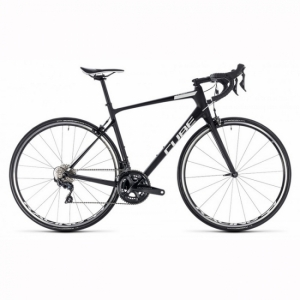 Vélo CUBE Attain GTC SL carbon white