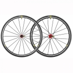 Roues MAVIC Ksyrium Elite UST Red - Plus d