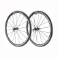 Paire roues MAVIC Ksyrium Elite UST noir