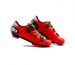 Chaussures SIDI Trace rouge