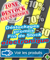 Promotions electronique
