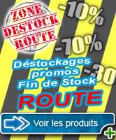 Promotions produits route
